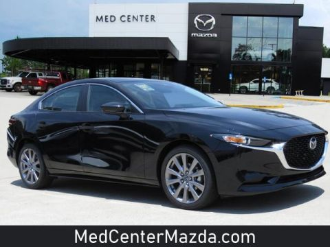 2019 Mazda Mazda3 4-Door Preferred FWD