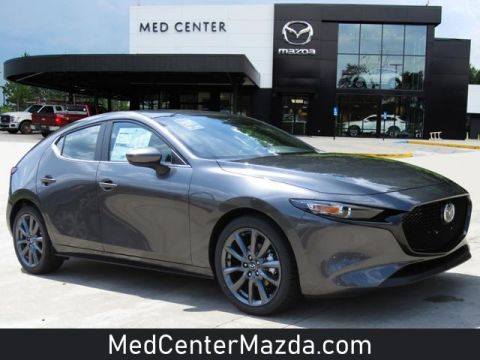 2019 Mazda Mazda3 5-Door Base FWD
