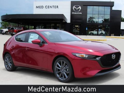 New 2019 Mazda3 5-Door FWD